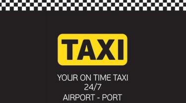 Εκτυπώσεις - Φωτοτυπίες - Γραφιστικά | Taxi CAB
